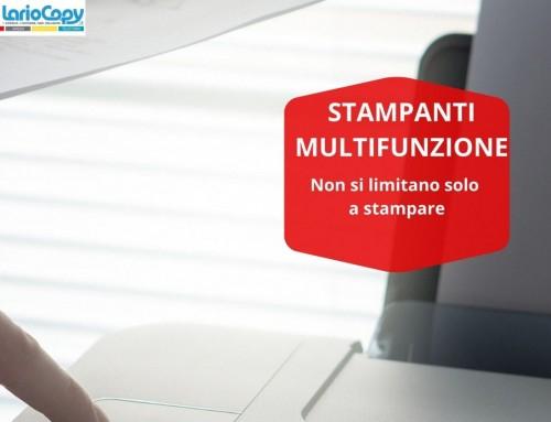 Stampanti multifunzione: non si limitano solo a stampare